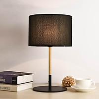 Đèn ngủ để bàn trang trí cao cấp hiện đại ROSIA kèm bóng LED