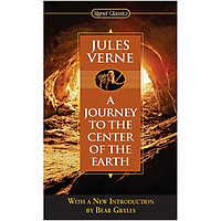 Journey To The Center Of The Earth (Signet Classics)