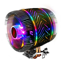 Quạt tản nhiệt CPU Coolmoon T2 - Hàng nhập khẩu