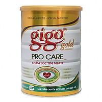 3 Hộp Sữa Bột Gigo Gold Pro Care (900g)