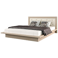 Giường ngủ cao cấp phong cách Nhật Bản - Thương hiệu alala.vn (1m8x2m)