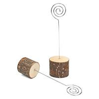 2 kẹp giữ ảnh đế gỗ