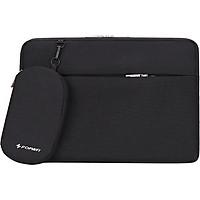 Túi chống sốc cho laptop kèm túi phụ rời (T4)