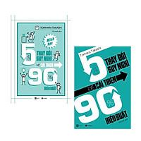 Combo 2 cuốn 5 Giây Thay Đổi Suy Nghĩ Để Cải Thiện Hiệu Suất