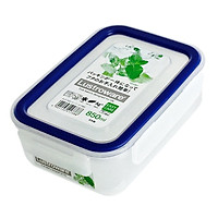 Hộp đựng thực phẩm khóa chặt chống khuẩn Lustroware Dung tích: 850ml