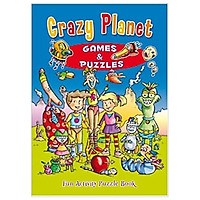 Crazy Planet Game & Puzzles