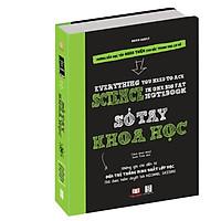Sách : Sổ Tay Khoa Học - Mọi Thứ Bạn Cần Để Giỏi Khoa Học - Á Châu Books  ( dành cho trẻ từ 9 tuổi )