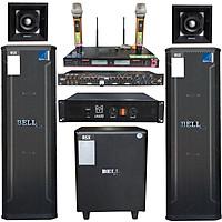 Bộ dàn karaoke và nghe nhạc RSX AR 8800 VIP (HÀNG CHÍNH HÃNG)