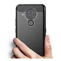 Ốp lưng chống sốc Vân Sợi Carbon cho Nokia 5.4