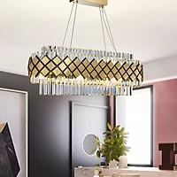 Đèn chùm pha lê cao cấp thiết kế sang trọng trang trí phòng khách, nhà hàng, khách sạn, quán cafe 1828/1000