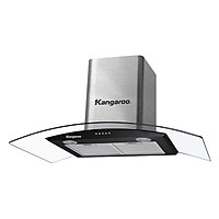 Máy Hút Mùi Kính Cong Kangaroo Size 90cm KG522 - Hàng chính hãng
