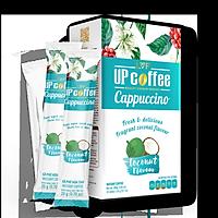 Cà phê hòa tan Up Coffee Cappuccino vị dừa