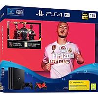 Combo PS4 Pro 7218B + 2 Tay Cầm + FIFA20 Bundle Và đĩa game God Of War - Hàng chính hãng
