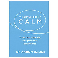 LITTLE BOOK OF CALM THE