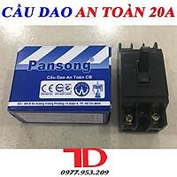 Cầu dao an toàn 20A PAN-SONG, CB tự động