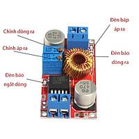 mạch hạ áp DC DC XL4015E 5A có chỉnh dòng