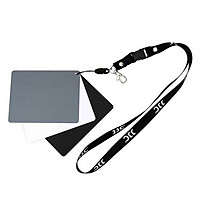 JJC GC-3 3in1 3 Grey Card White Balance - Hàng Nhập Khẩu