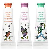 Bộ kem dưỡng da tay Innisfree jeju hand cream set - 131172724 [Phiên bản Green Holiday 2020]