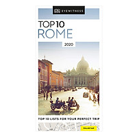 Top 10 Rome - Pocket Travel Guide (Paperback)