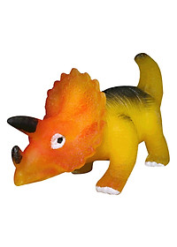 Đồ Chơi Trứng Khủng Long Ba Sừng Triceratops Codia