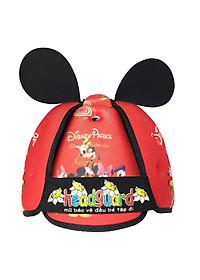 Mũ Bảo Vệ Đầu Cho Bé Headguard Disney Đỏ
