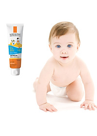 Kem Chống Nắng Dạng Sữa Cho Trẻ Em La Roche-Posay Anthelios Dermo Kid SPF 50+ UVB & UVA (100ml)-2
