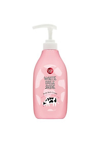 Kem Tắm Trắng Da Sữa Bò Cathy Doll White Milk Shine Body Bath Cream (450ml)