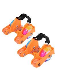 Bánh Trượt Patin 4 Bánh Phát Sáng Sportslink Flashing Roller