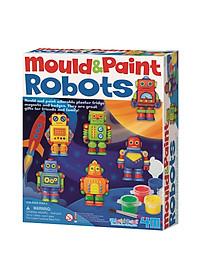 Đồ Chơi 4M Trang Trí Khuôn Hình Robot 00-04653