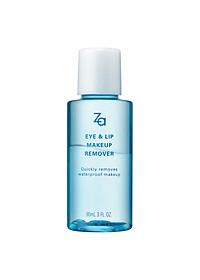 Nước Tẩy Trang Mắt Môi Chuyên Sâu Bổ Sung Vitamin E Za Eye & Lip Makeup Remover 40756 (90ml)