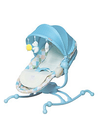 Ghế Rung Zaracos Comfort 1106 - Blue