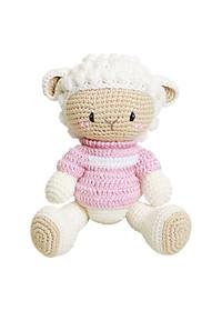 Thú Bông Cừu Barbra Tinh Nghịch Bobi Craft WT-168CRE-F-L