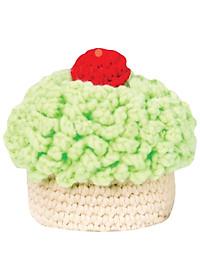 Cupcake Bạc Hà Bobi Craft WT-222MIN