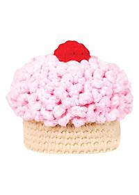 Cupcake Dâu Rừng Bobi Craft WT-222PIK