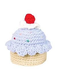 Cupcake Việt Quất Bobi Craft WT-223BLU