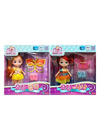 Combo Đồ Chơi Búp Bê Little Fairy Lilly Và Little Fairy Sasha