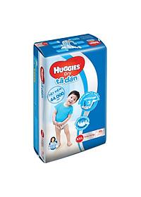 Tã Dán Huggies Dry Gói Cực Đại XXL56 (56 Miếng) - Bao Bì Mới-1