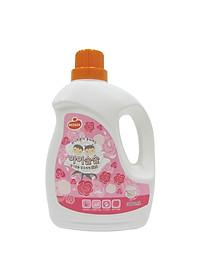 Nước Giặt Xả Wesser 2in1 Hương Rosegarden (3000ml) - Hồng