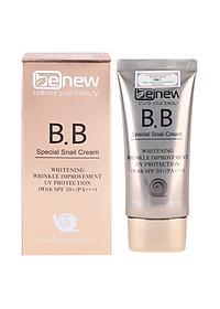Kem Nền Trang Điểm BB Benew Special Snail Cream (50ml)-2