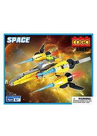 Mô Hình Phi Thuyền COGO 4401 (164 Mảnh Ghép)