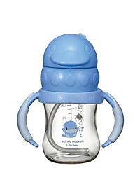 Bình Tập Uống Nhựa PES Kuku Có Tay Cầm KU5841 (140ml)