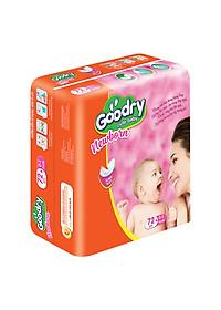 Miếng Lót Sơ Sinh Goodry 1 (72 Miếng)