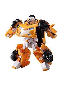 Đồ Chơi Lắp Ráp Young Toys - Mini Tobot X (Cam)