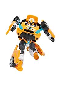 Đồ Chơi Lắp Ráp Young Toys - Tobot X (Vàng)