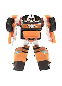 Đồ Chơi Lắp Ráp Young Toys - Mini Tobot Adventure X (Cam)