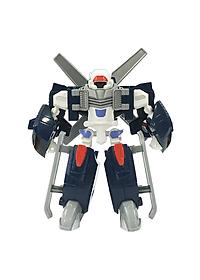Đồ Chơi Lắp Ráp Young Toys - Mini Tobot Adventure Y (Xanh Đậm)