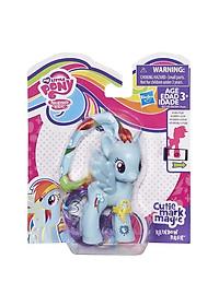 Cầu Vồng Và Ruy Băng My Little Pony - B2145/B0384