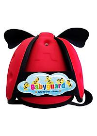Nón Bảo Vệ Đầu Cho Bé Babyguard Classic BB_CO_Do (Đỏ)