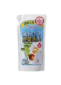 Nước Rửa Bình Và Hoa Quả ChuChu Baby (720ml)