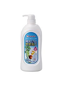 Nước Rửa Bình Và Hoa Quả ChuChu Baby (820ml)